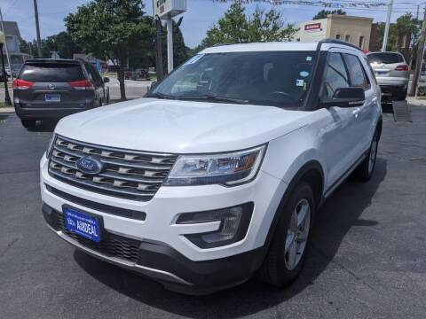 2017 Ford Explorer for sale at GREAT DEALS ON WHEELS in Michigan City IN