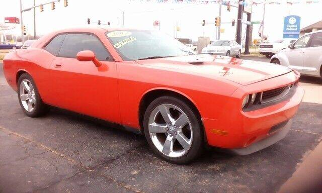 2009 Dodge Challenger for sale at Jim Clark Auto World in Topeka KS