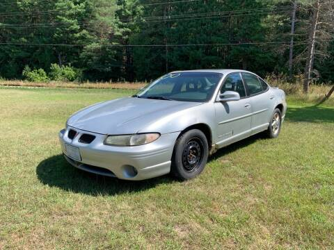 2002 Pontiac Grand Prix for sale at CARS R US in Caro MI