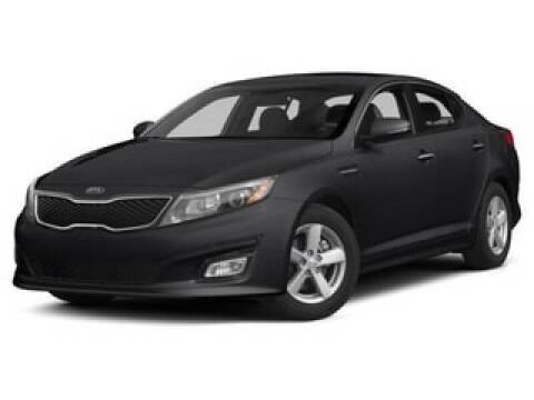 2015 Kia Optima for sale at Griffeth Mitsubishi - Pre-owned in Caribou ME