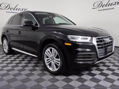 2020 Audi Q5 for sale at DeluxeNJ.com in Linden NJ