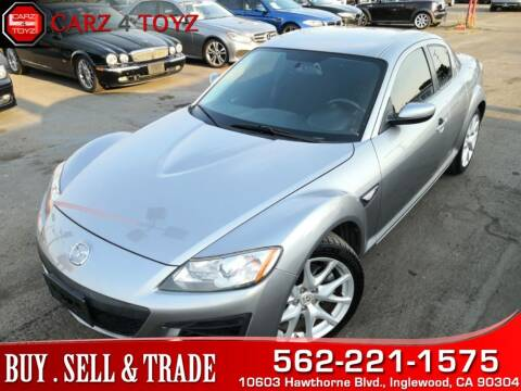 2010 Mazda RX-8 for sale at Carz 4 Toyz in Inglewood CA
