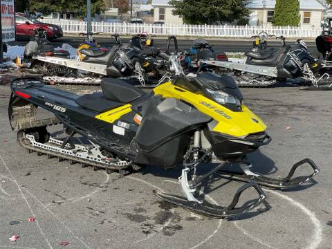 2017 Skidoo SUMMIT 850 165in for sale at Harper Motorsports in Post Falls ID