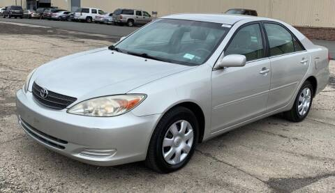 2003 Toyota Camry for sale at Cars 2 Love in Delran NJ
