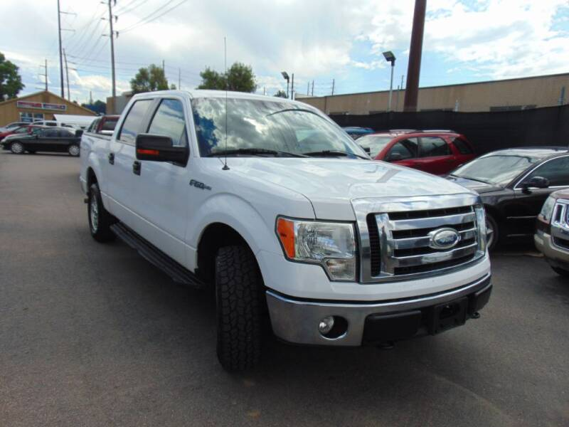 2009 Ford F-150 for sale at Avalanche Auto Sales in Denver CO