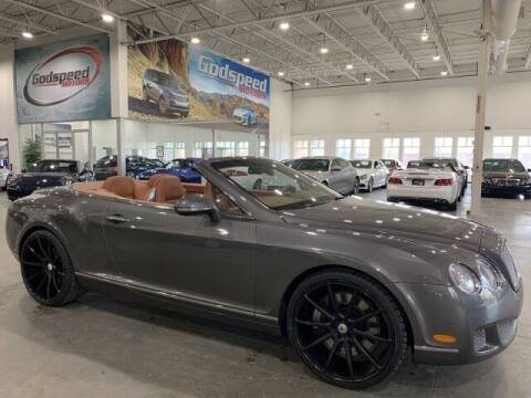2010 Bentley Continental for sale at Godspeed Motors in Charlotte NC