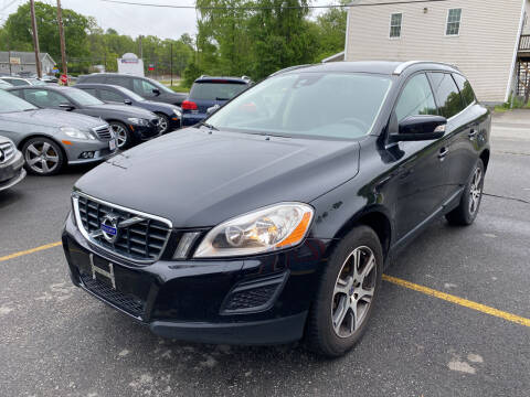 2012 Volvo XC60 for sale at Top Quality Auto Sales in Westport MA