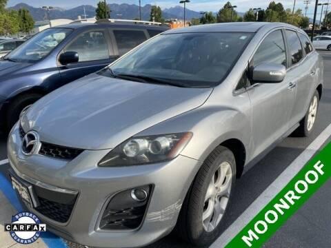 2010 Mazda CX-7 for sale at NATE WADE SUBARU in Salt Lake City UT