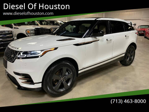 2020 Land Rover Range Rover Velar for sale at Diesel Of Houston in Houston TX