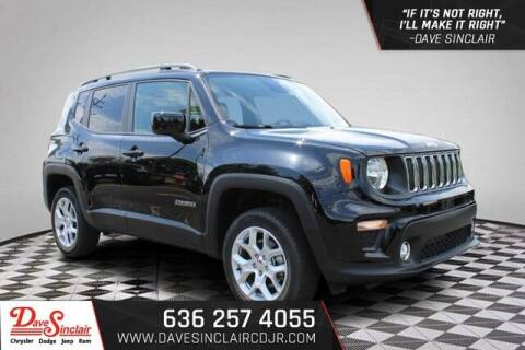 2019 Jeep Renegade for sale at Dave Sinclair Chrysler Dodge Jeep Ram in Pacific MO