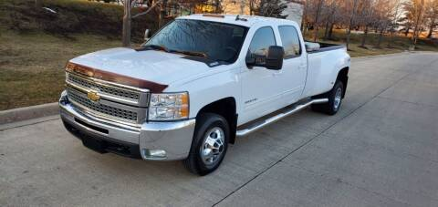2010 Chevrolet Silverado 3500HD for sale at Western Star Auto Sales in Chicago IL