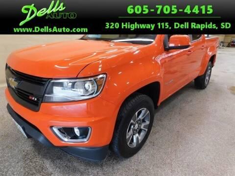 2020 Chevrolet Colorado for sale at Dells Auto in Dell Rapids SD