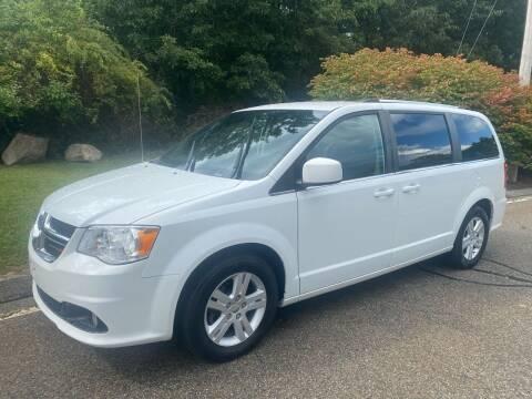 2018 Dodge Grand Caravan for sale at Padula Auto Sales in Braintree MA