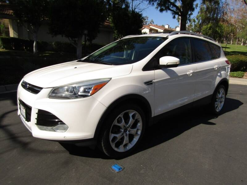 2014 Ford Escape for sale at E MOTORCARS in Fullerton CA