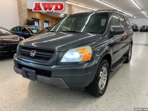 2005 Honda Pilot for sale at Dixie Imports in Fairfield OH