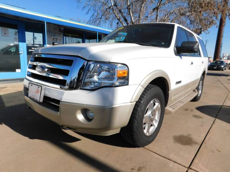 2007 Ford Expedition for sale at AP Auto Brokers in Longmont CO