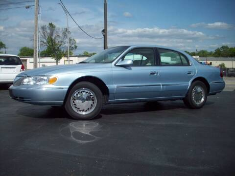 1998 Lincoln Continental for sale at Whitney Motor CO in Merriam KS