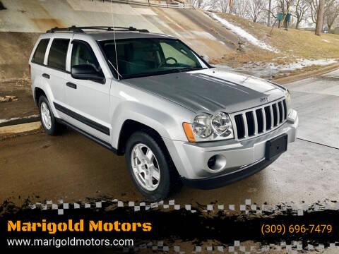 2006 Jeep Grand Cherokee for sale at Marigold Motors, LLC in Pekin IL