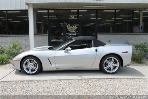 2008 Chevrolet Corvette for sale at Corvette Mike New England in Carver MA