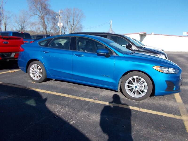 2019 Ford Fusion Hybrid for sale in Doniphan, MO