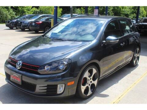 2014 Volkswagen GTI for sale at Inline Auto Sales in Fuquay Varina NC