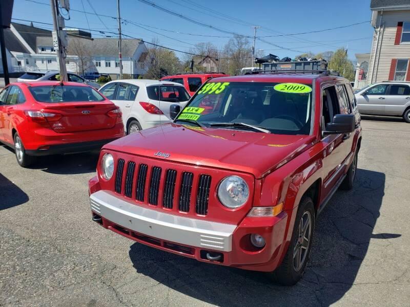 2009 Jeep Patriot for sale at TC Auto Repair and Sales Inc in Abington MA
