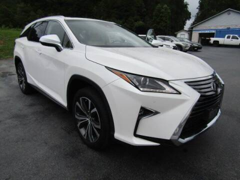 2018 Lexus RX 350L for sale at Specialty Car Company in North Wilkesboro NC