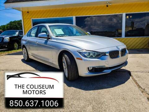 2015 BMW 3 Series for sale at THE COLISEUM MOTORS in Pensacola FL