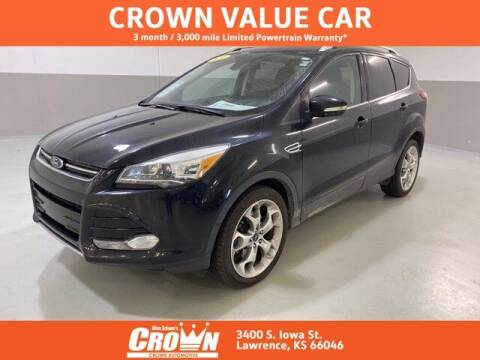 2014 Ford Escape for sale at Crown Automotive of Lawrence Kansas in Lawrence KS