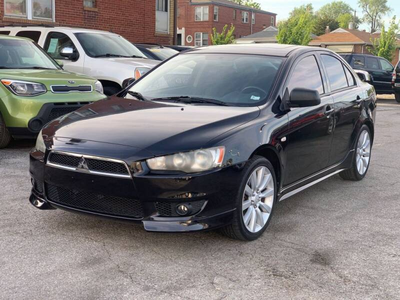 2008 Mitsubishi Lancer for sale at IMPORT Motors in Saint Louis MO