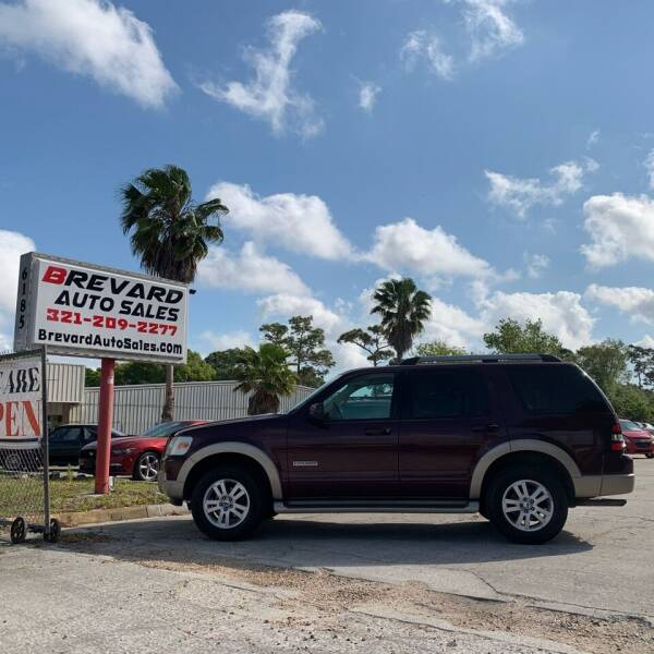 2006 Ford Explorer for sale at Brevard Auto Sales in Palm Bay FL