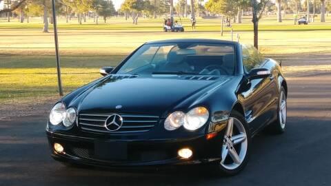 2005 Mercedes-Benz SL-Class for sale at CAR MIX MOTOR CO. in Phoenix AZ