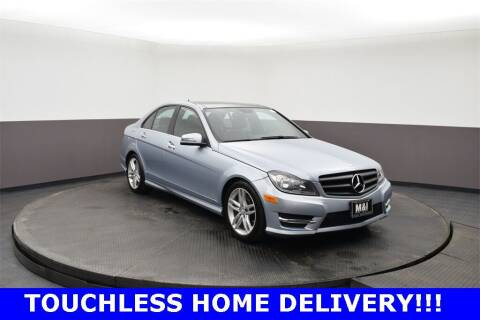 2014 Mercedes-Benz C-Class for sale at M & I Imports in Highland Park IL