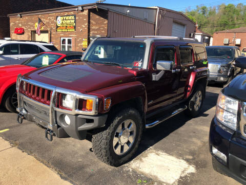 2007 HUMMER H3 for sale at STEEL TOWN PRE OWNED AUTO SALES in Weirton WV