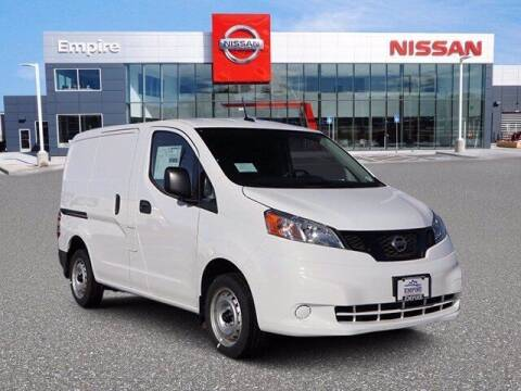 2021 Nissan NV200 for sale at EMPIRE LAKEWOOD NISSAN in Lakewood CO