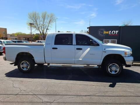 2007 Dodge Ram Pickup 1500 for sale at THE LOT in Sioux Falls SD