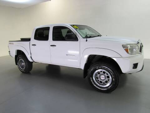 2014 Toyota Tacoma for sale at Salinausedcars.com in Salina KS