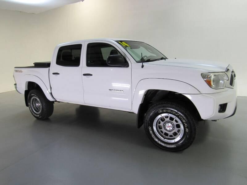 2014 Toyota Tacoma for sale at Salinausedcars.com in Salina KS