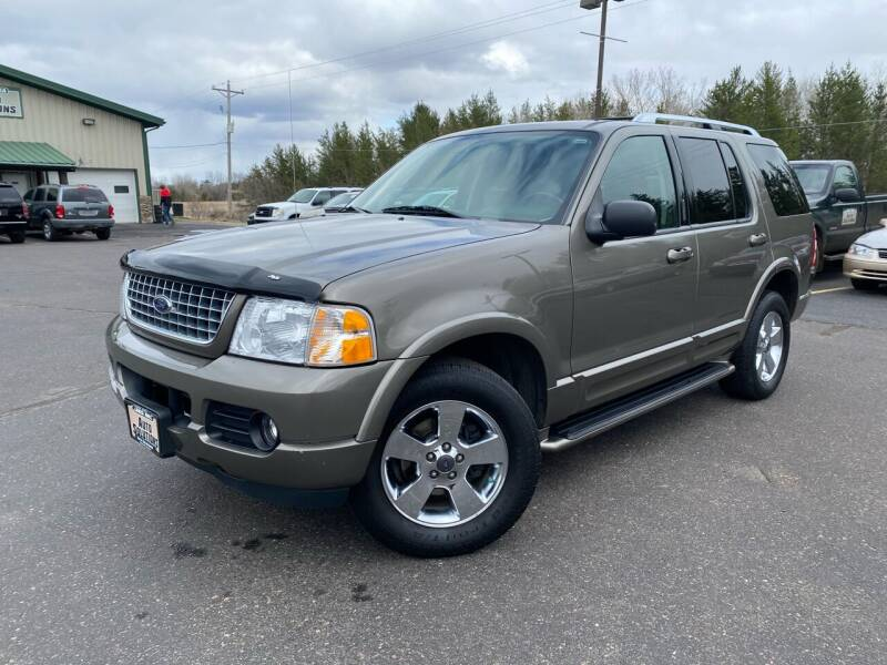 2003 Ford Explorer for sale at Lakes Area Auto Solutions in Baxter MN