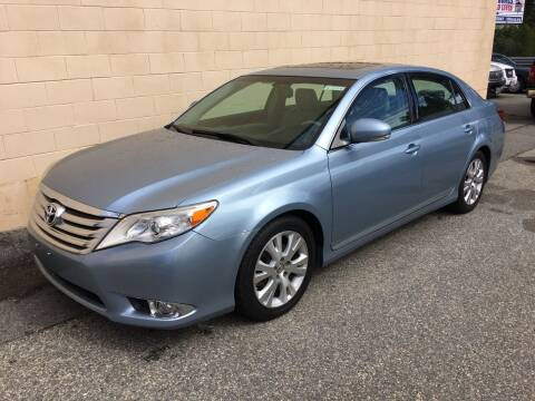 2011 Toyota Avalon for sale at Bill's Auto Sales in Peabody MA
