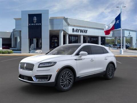 2020 Lincoln Nautilus for sale at BAYWAY Certified Pre-Owned in Houston TX