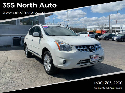 2012 Nissan Rogue for sale at 355 North Auto in Lombard IL