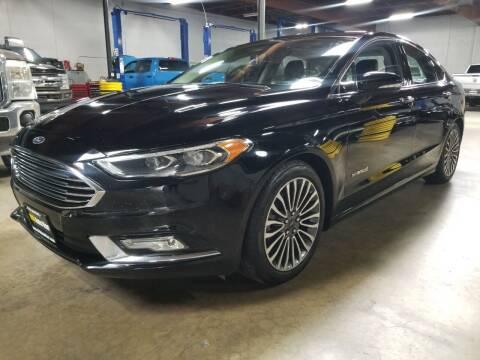 2017 Ford Fusion Hybrid for sale at 916 Auto Mart in Sacramento CA