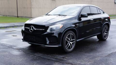 2017 Mercedes-Benz GLE for sale at Grand Financial Inc in Solon OH