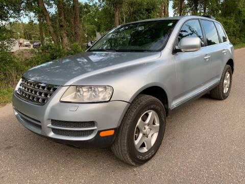2005 Volkswagen Touareg for sale at Next Autogas Auto Sales in Jacksonville FL