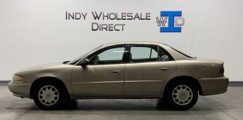 2003 Buick Century for sale at Indy Wholesale Direct in Carmel IN