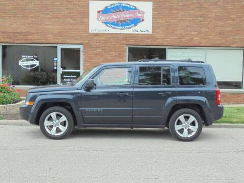 2014 Jeep Patriot for sale at Eyler Auto Center Inc. in Rushville IL