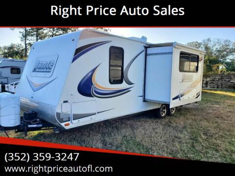 2015 Lance 2295 for sale at Right Price Auto Sales in Waldo FL