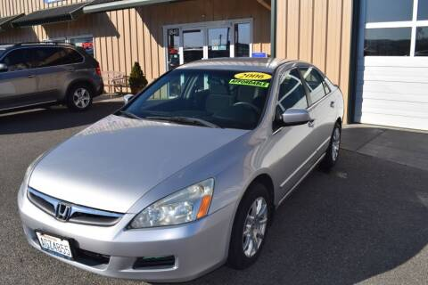2006 Honda Accord for sale at Global Elite Motors LLC in Wenatchee WA