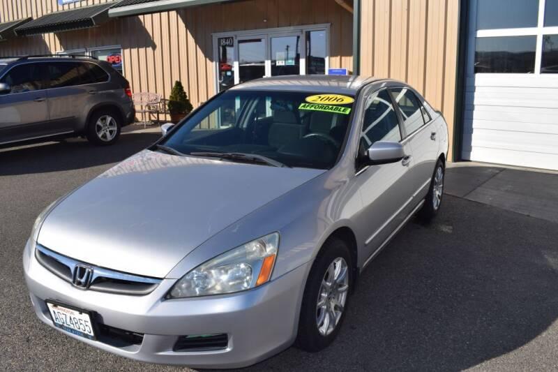 2006 Honda Accord for sale at Global Elite Motors LLC in Wenatchee WA